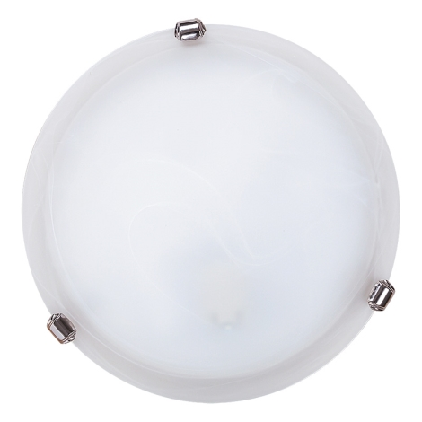Rabalux 3202 - Stropné svietidlo ALABASTRO 1xE27/60W/230V