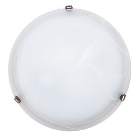 Rabalux 3302 - Stropné svietidlo ALABASTRO 2xE27/60W/230V