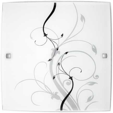 Rabalux 3692 - Nástenné svietidlo ELINA 1xE27/60W/230V