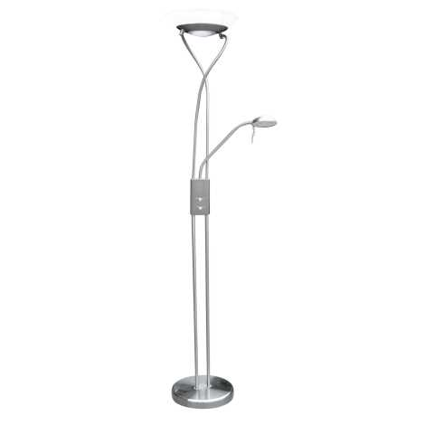 Rabalux 4077 - Stojaca lampa GAMMA 1xR7s/230W + 1xG9/40W