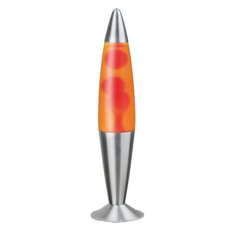 Rabalux 4107 - Lávová lampa LOLLIPOP 2 1xE14/25W/230V