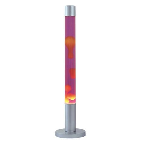 Rabalux 4112 - Lávová lampa DOVCE 1xE14/40W/230V