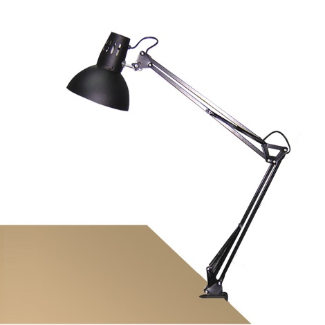 Rabalux 4215 - Stolná lampa ARNO 1xE27/60W/230V