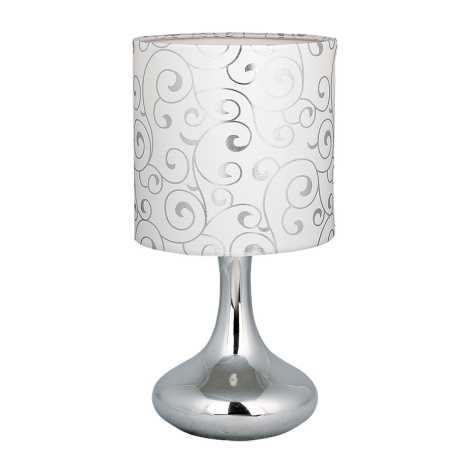 Rabalux 4240 - Stolná lampa BOMBAI 1xE14/40W/230V