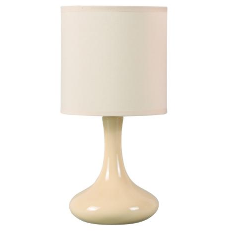 Rabalux 4241 - Stolná lampa BOMBAI 1xE14/40W/230V