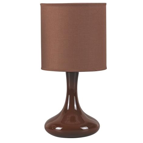 Rabalux 4242 - Stolná lampa BOMBAI 1xE14/40W/230V