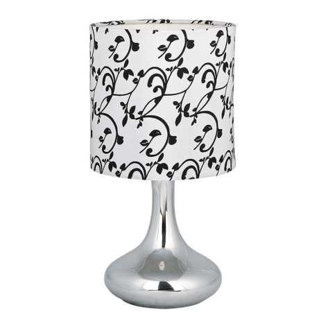 Rabalux 4250 - Stolná lampa BOMBAI 1xE14/40W/230V