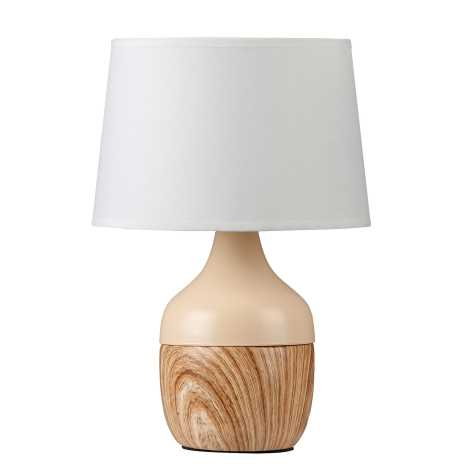 Rabalux 4370 - Stolná lampa YVETTE 1xE14/40W/230V