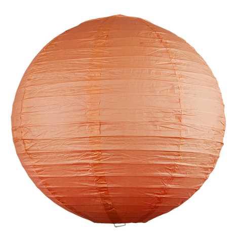 Rabalux 4896 - Tienidlo RICE oranžová pr.40 cm