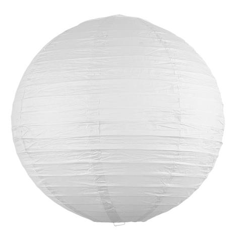 Rabalux 4898 - Tienidlo RICE biela pr.40 cm