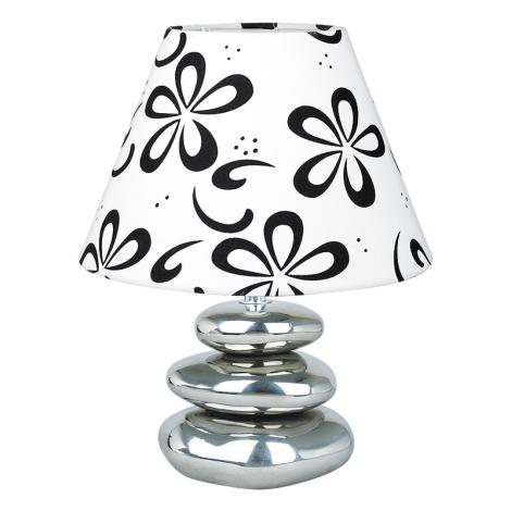 Rabalux 4910 - Stolná lampa PAULO 1xE14/40W/230V