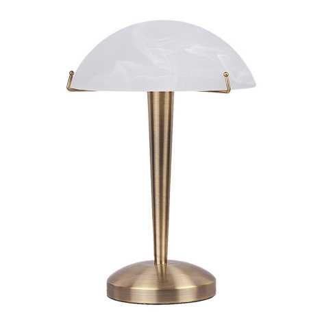 Rabalux 4990 - Stolná lampa LUCY 1xE14/40W/230V