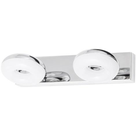 Rabalux 5717 - LED Kúpeľňové svietidlo BEATA 2xLED/5W/230V