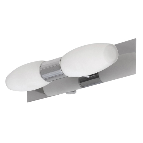 Rabalux 5842 - Kúpeľňové nástenné svietidlo MANILA 2xG9/28W/230V