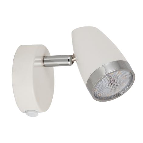 Rabalux 6666 - LED Bodové svietidlo KAREN LED/4W/230V
