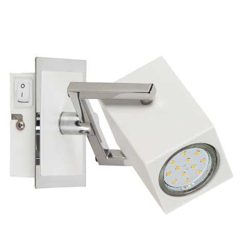 Rabalux 6737 - LED Bodové svietidlo NARA GU10/4,5W/230V