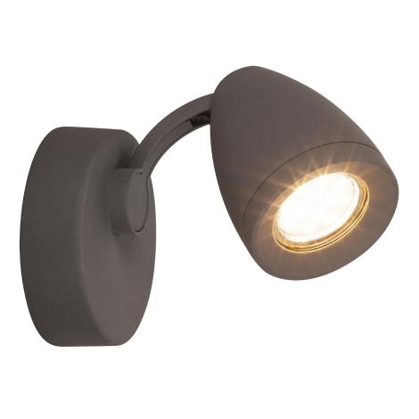 Rabalux 6741 - LED Bodové svietidlo NANCY GU10/4,5W/230V