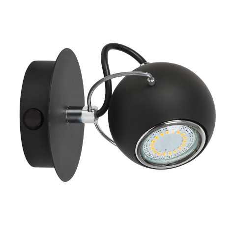 Rabalux 6825 - LED Bodové svietidlo BOBBY GU10/4,5W/230V