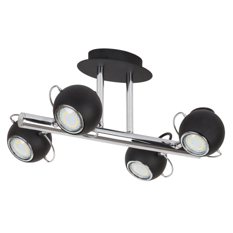 Rabalux 6829 - LED Bodové svietidlo BOBBY 4xGU10/4,5W/230V
