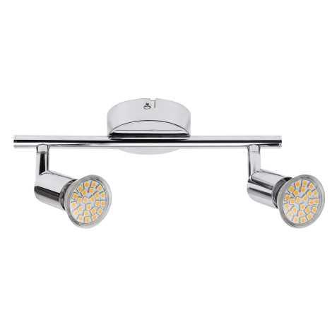 Rabalux 6987 - LED Bodové svietidlo NORTON LED 2xGU10/3W/230V