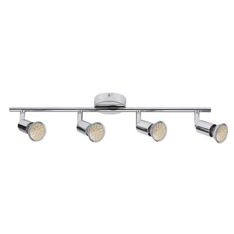 Rabalux 6988 - LED Bodové svietidlo NORTON LED 4xGU10/3W/230V