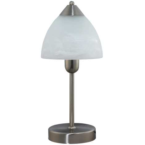 Rabalux 7202 - Stolná lampa TRISTAN E14/40W/230V