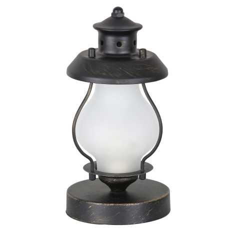Rabalux 7346 - Stolná lampa VICTORIO C37 E14/40W/230V