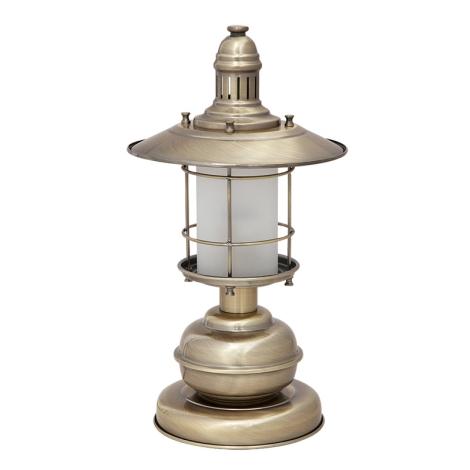 Rabalux 7992 - Stolná lampa SUDAN 1xE27/60W/230V