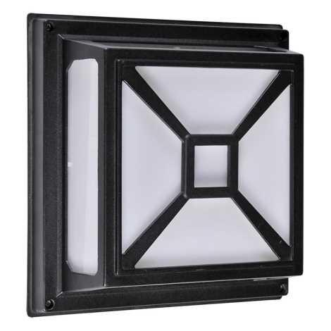 Rabalux 8189 - Vonkajšie nástenné svietidlo DARIUS 2xE27/60W/230V