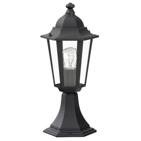Rabalux 8206 - Vonkajšia lampa VELENCE 1xE27/60W/230V