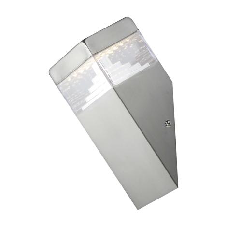 Rabalux 8249 - LED Vonkajšie nástenné svietidlo GENF LED/6,5W/230V