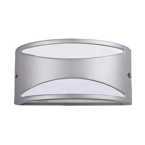 Rabalux 8360 - Vonkajšie nástenné svietidlo MANHATTAN 1xE27/60W/230V