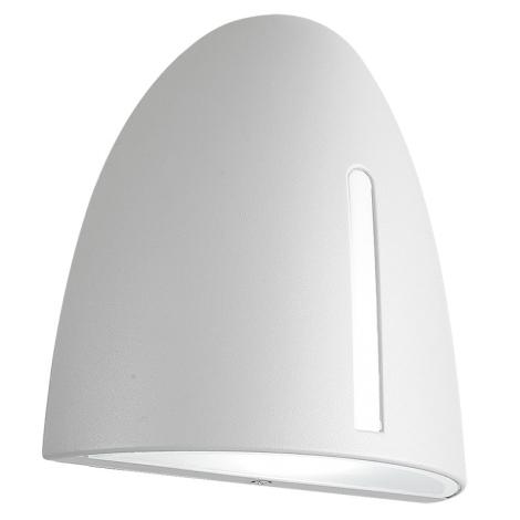 Rabalux 8520 - Vonkajšie nástenné svietidlo GLASGOW 1xE27/7W/230V