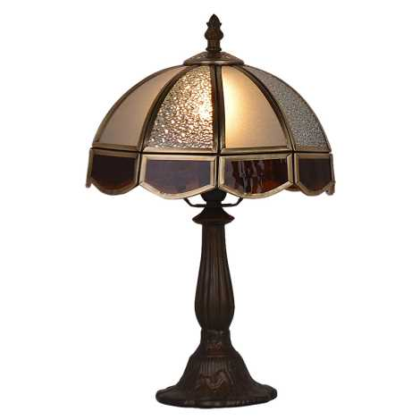 Rabalux 8530 - Stolná lampa NADIA 1xE14/40W/230V