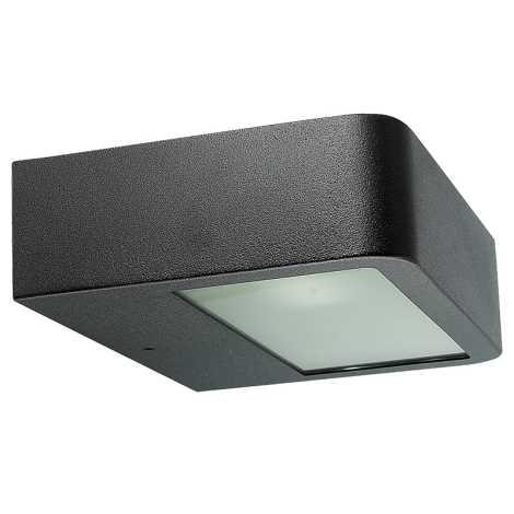 Rabalux 8550 - Vonkajšie nástenné svietidlo OMAHA 1xE27/11W/230V