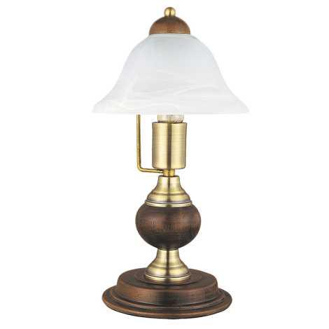 Rabalux 8612 - Stolná lampa ODETT 1xE27/60W/230V