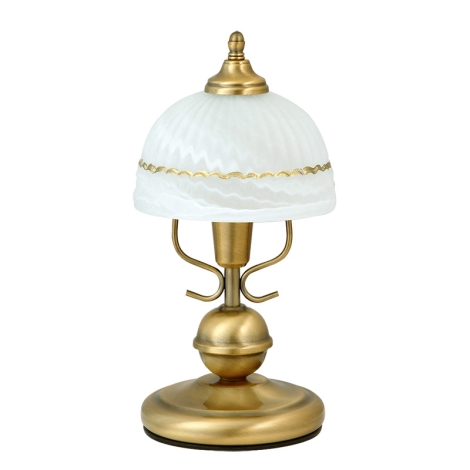 Rabalux 8812 - Stolná lampa FLOSSI 1xE14/40W/230V