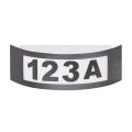 Rabalux - Vonkajšie nástenné svietidlo 1xE27/14W
