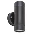 Rabalux - Vonkajšie nástenné svietidlo 2xGU10/10W/230V  IP44