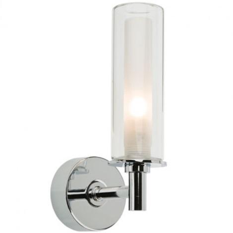 Redo 01-297 - Kúpeľňové nástenné svietidlo GOA 1xG9/40W/230V IP44