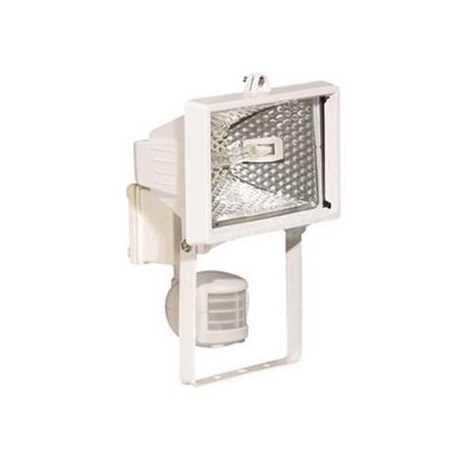 Reflektor halogénový sa senzorem TOMI 150 biela