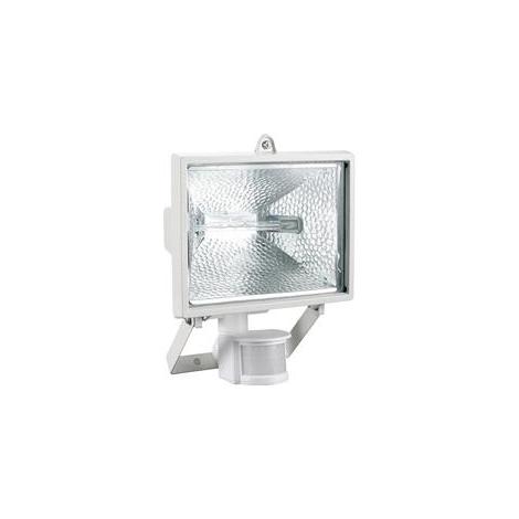 Reflektor halogénový sa senzorem TOMI 500 biela