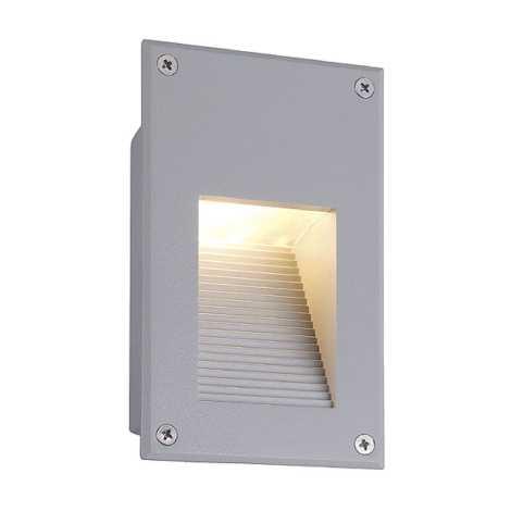 Rendl 229712 - Vonkajšie svietidlo DOWNUNDER LED 3,6W/230V