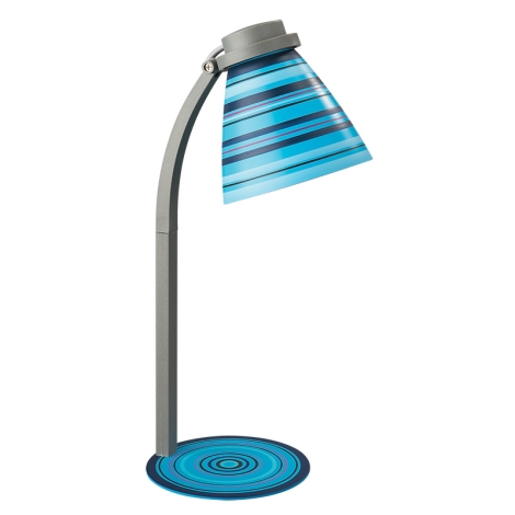 RINGO stolné svietidlo 1xE14/40W/230V modrá