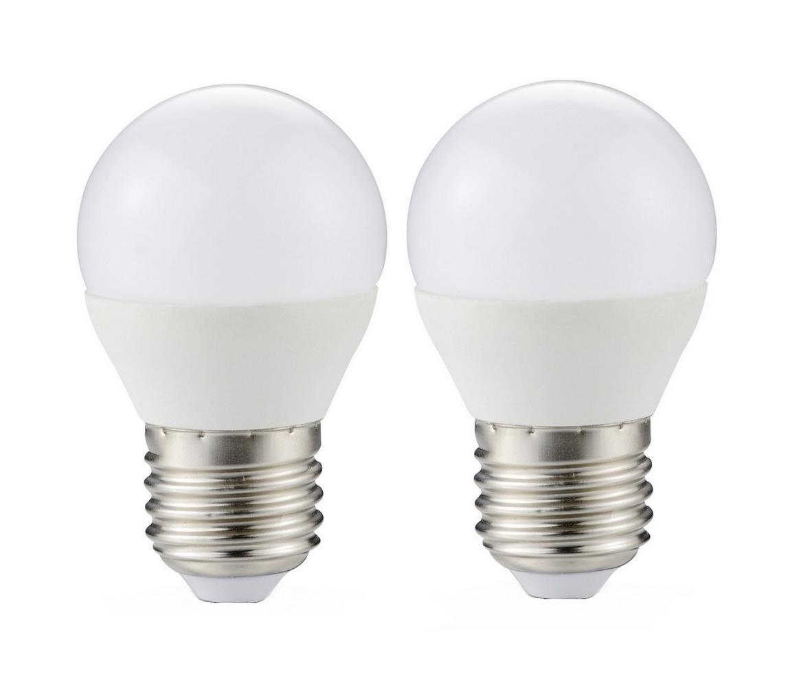 Attralux SADA 2x LED žiarovka E27/3,2W/230V 2700K