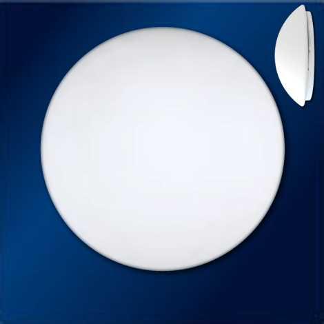 Senzorové stropné svietidlo 5501/40/MWS 2xE27/60W