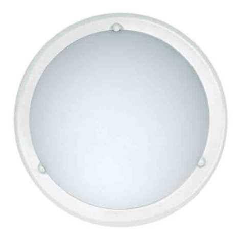 Senzorové stropné svietidlo 5502/40/B/MWS 2xE27/60W