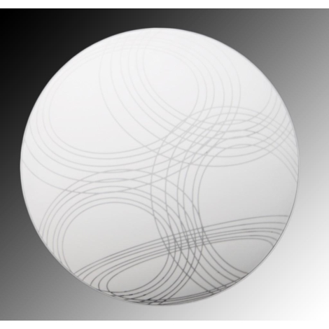 Senzorové stropné svietidlo 5502/40/KOL/MWS 1xE27/60W