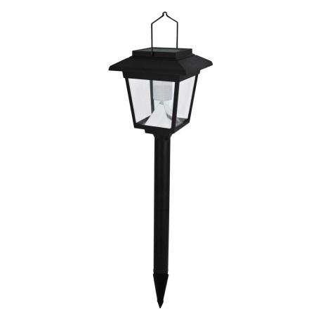 SL505AP Solárne svietidlo 1xLED čierna