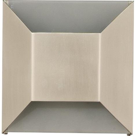 SPARK nástenné svietidlo, 1xR7s/100W, matný chróm